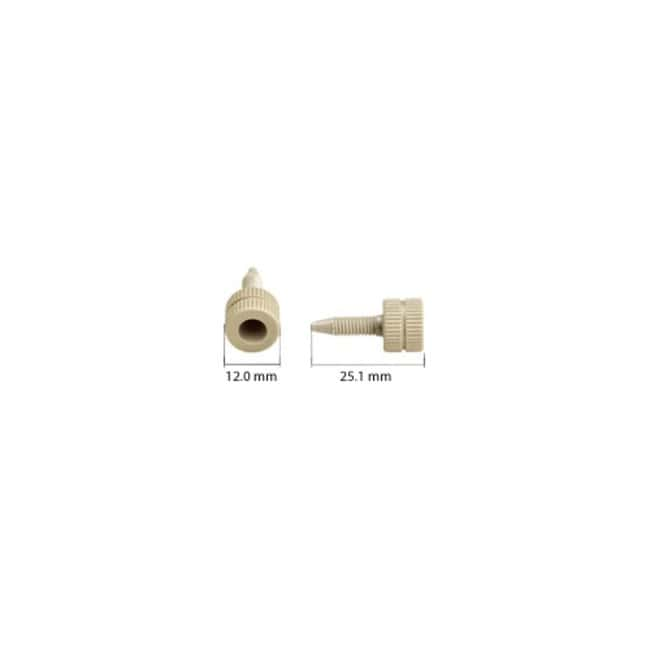 VICI Valco Instruments™Nut Machined Version One-Piece Fingertight Fitting  Chromatography Fittings Tubing and Supplies