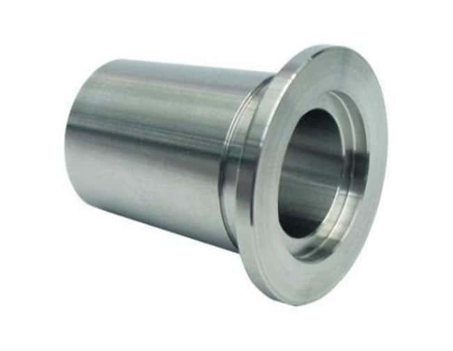 VACUUBRAND™KF DN 10mm Stainless Steel Small Flange With Female Ground Joint Size: NS 14/35 VACUUBRAND™KF DN 10mm Stainless Steel Small Flange With Female Ground Joint