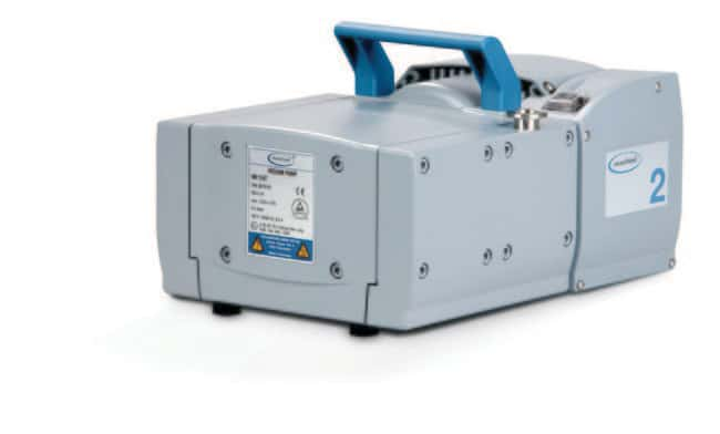 VACUUBRAND™NT Diaphragm Vacuum Pumps: MV2 NT MV2 NT; Vacuum: 0.4 torr; Flowrates: 40lpm; 230V; CEE plug VACUUBRAND™NT Diaphragm Vacuum Pumps: MV2 NT