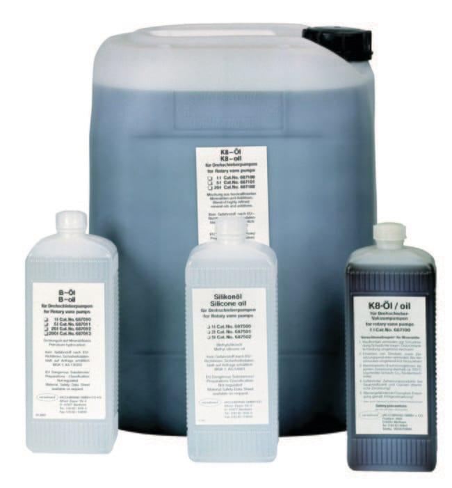 BrandTech VACUUBRAND Pump Oil :Pumps and Tubing:Pumps