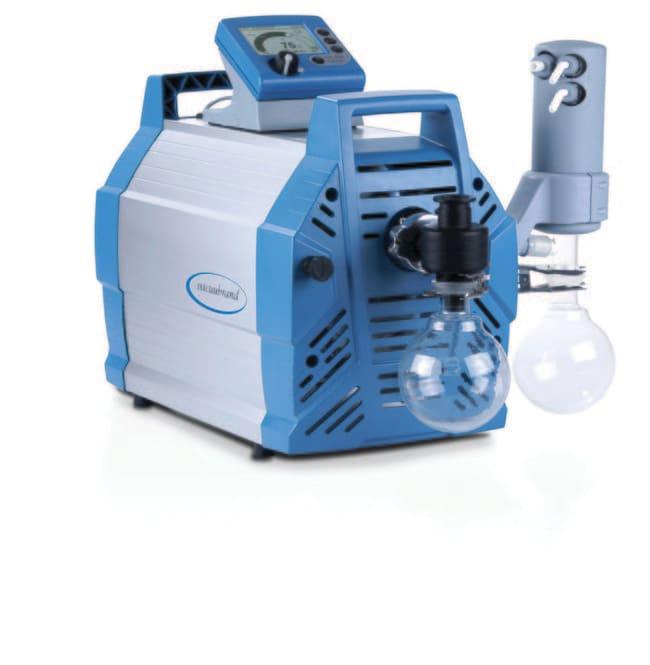 VACUUBRAND™Unidad de bombeo químico PC 3012 NT VARIO™ Includes: IEC Plug EN 60320 VACUUBRAND™Unidad de bombeo químico PC 3012 NT VARIO™