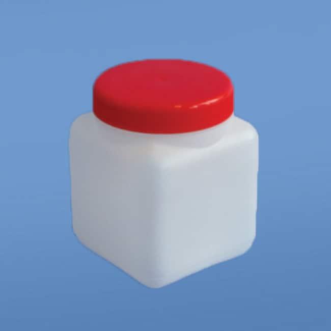Verenigde Kunststof Bedrijven™U and M Range Plastic Bottles White; Capacity: 500mL Verenigde Kunststof Bedrijven™U and M Range Plastic Bottles