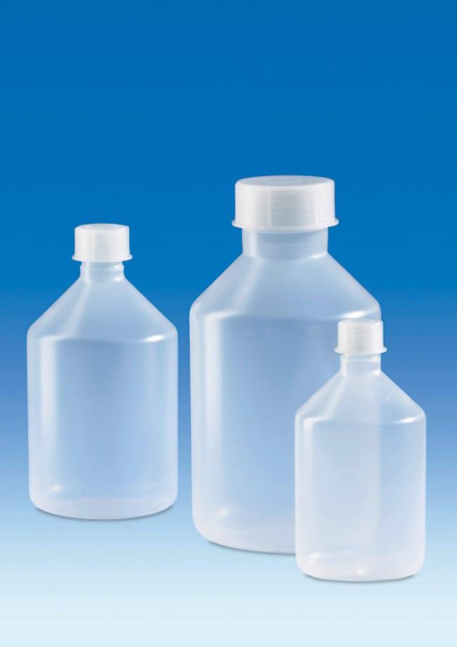 BrandTech™Reagent Bottles with Screw Caps 10000ml; incluye dos asas BrandTech™Reagent Bottles with Screw Caps