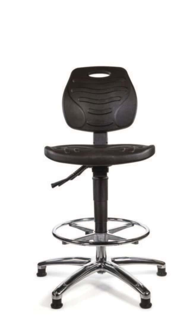Techsit™ L-Tech PU Laboratory Chairs AdjustableHeight: 590 - 830mm Techsit™ L-Tech PU Laboratory Chairs