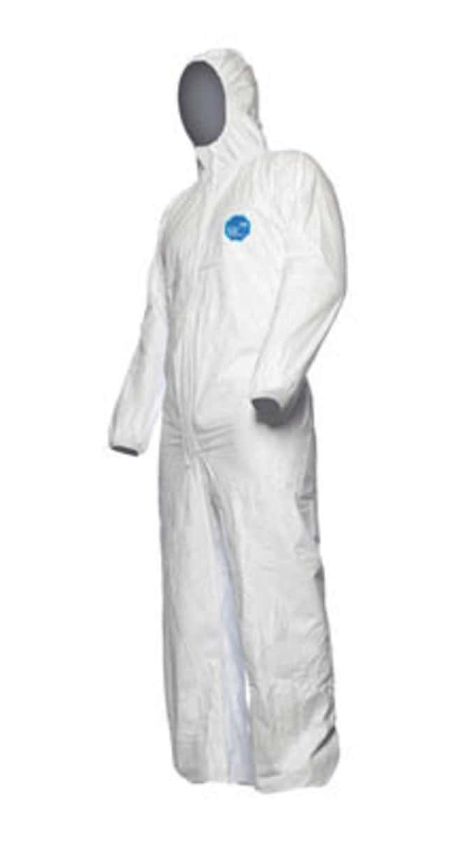 DuPont™ Tyvek 500 Xpert Hooded Coverall Size: 2X-Large Products