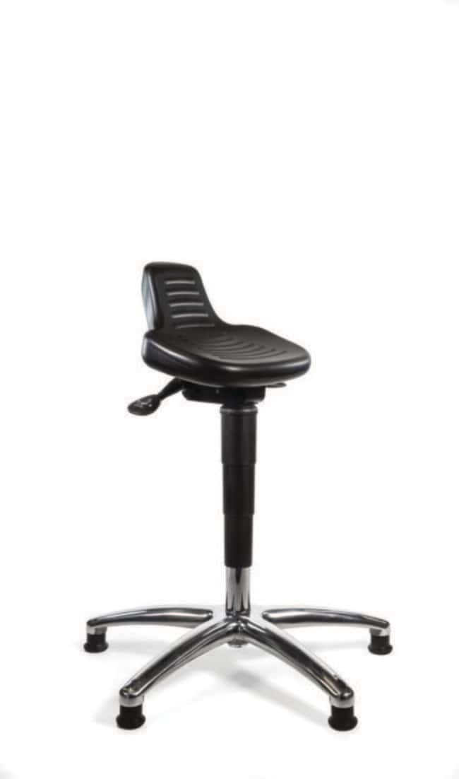 TechsitL-Tech Laboratory PU  Sit-Stand AdjustableHeight: 590 - 830mm Laboratory Chairs and Stools