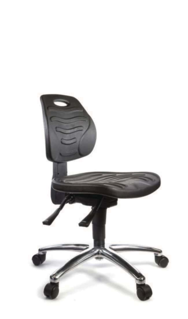 Techsit™L-Tech PU Laboratory Chairs Adjustable Height: 420 - 530mm Techsit™L-Tech PU Laboratory Chairs