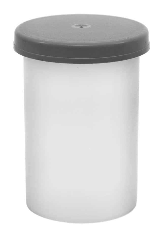 Eisco Film Canister  Color: White:Teaching Supplies