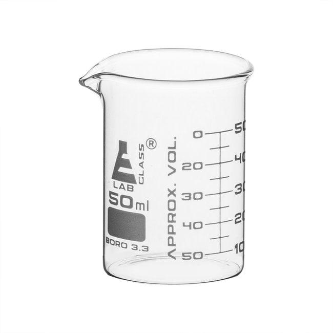 Eisco  ASTM Low Form Glass Beaker