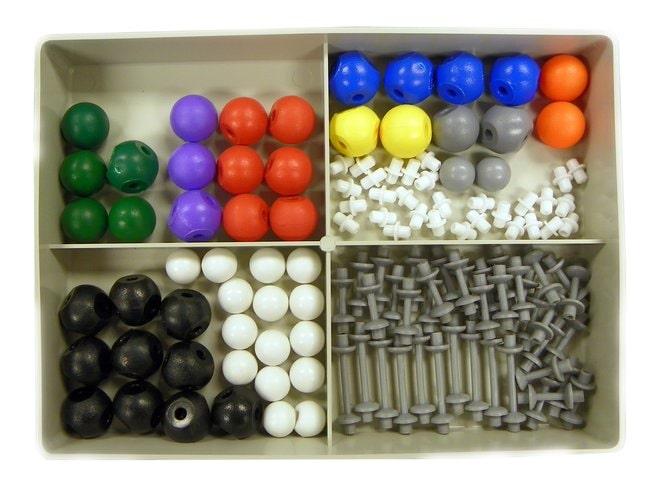 Eisco Chemistry Molecular Model Set  101 pieces:Teaching Supplies
