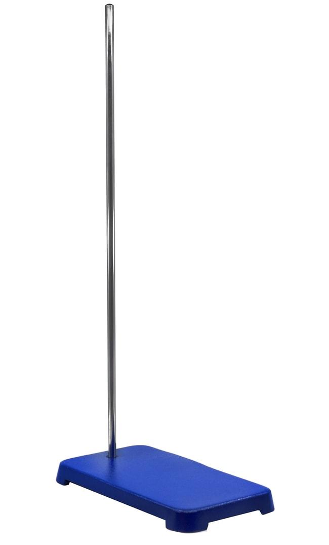 Eisco Research Grade Retort Base and Rod Set  0.5 cm, 61 cm, 28 cm:Clamps,