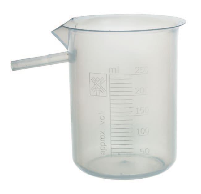 Eisco Displacement Vessel  Medium size:Teaching Supplies