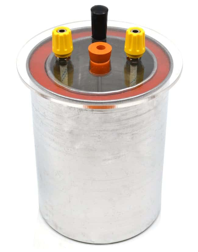 EiscoPremium Double Wall Electric Calorimeter with Transparent Lid, 250