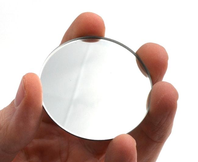 EiscoGlass Convex Mirrors 50 mm, 300 mm, 2 mm:Education Supplies