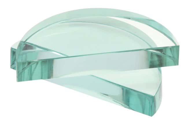 Eisco Prisma Glass Block  3.5 in.; 16mm thick:Teaching Supplies