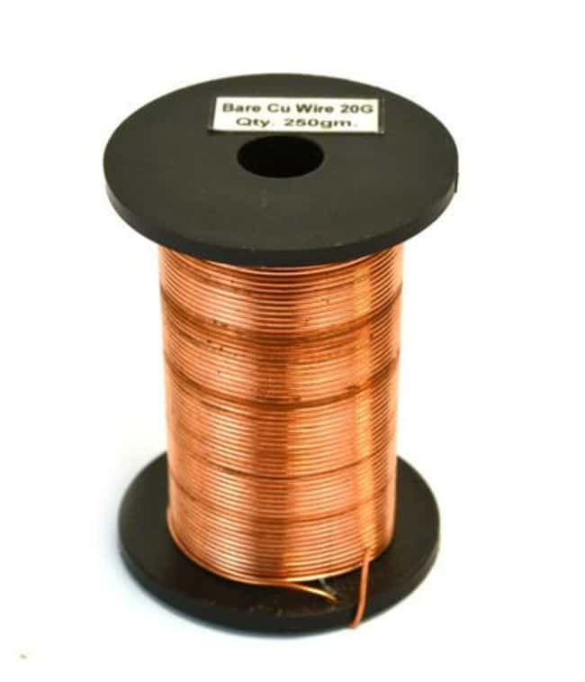 Eisco Bare Copper Wire :Teaching Supplies:Classroom Science Lab Equipment