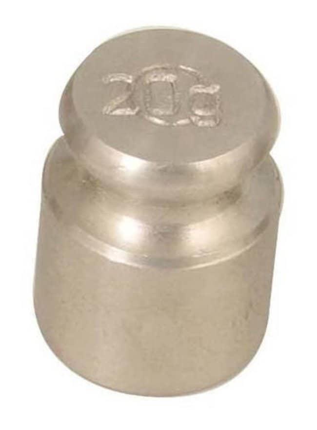 Eisco Stainless-Steel Balance Weights  20g:Teaching Supplies