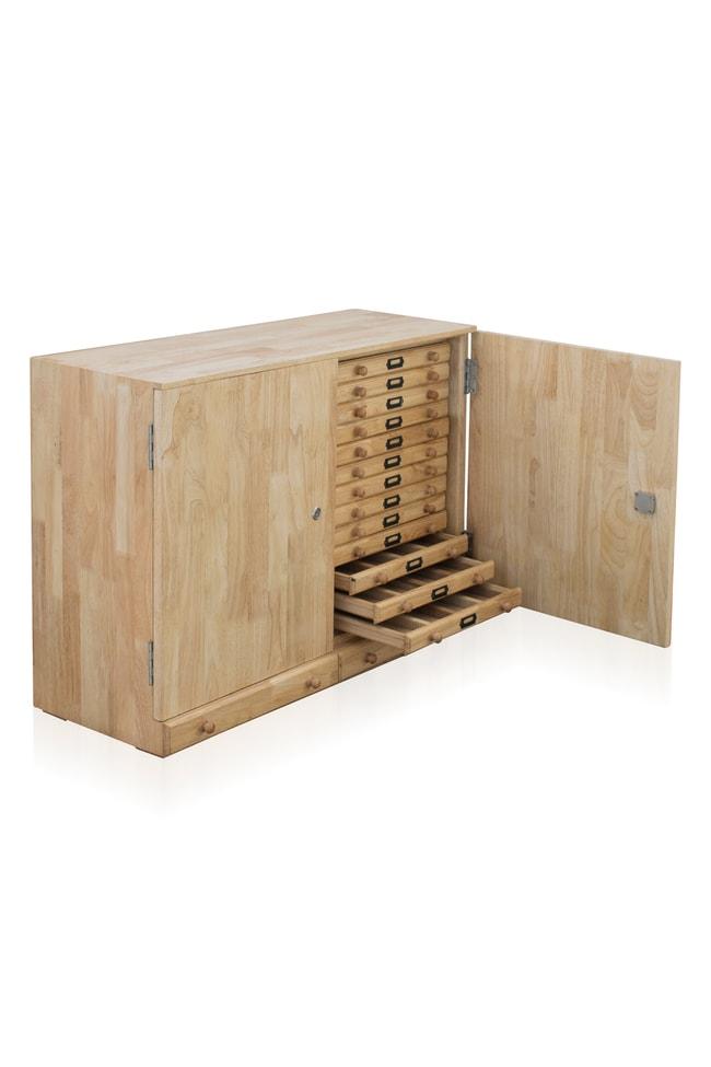 Eisco™Slide Cabinets