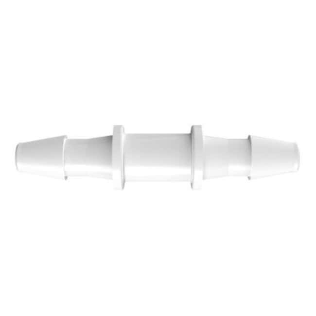 FisherbrandStraight Coupler with 1/16 in. ID - Polypropylene - QC:Pumps