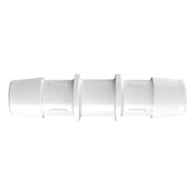 Fisherbrand Straight Coupler with 5/8 in. ID - Polypropylene - QC :Pumps