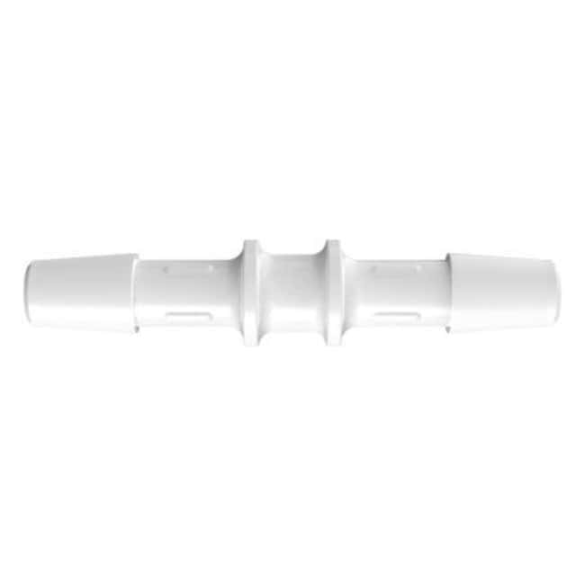 Fisherbrand Straight Coupler with 1/4 in. ID - Polypropylene - QC :Pumps