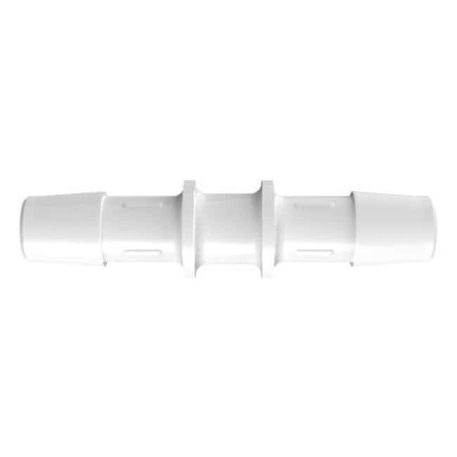 Fisherbrand Straight Coupler with 3/8 in. ID - Polypropylene - QC :Pumps
