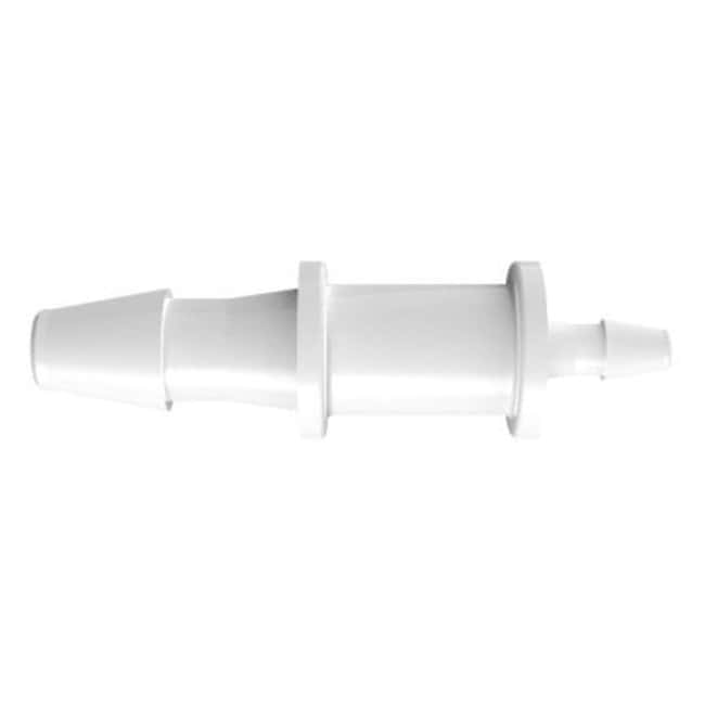 FisherbrandReduction Coupler with 1/8 in. ID x 1/16 in. ID - Polypropylene