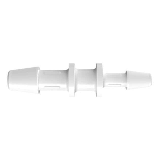 Fisherbrand Reduction Coupler with 3/16 in. ID x 1/8 in. ID - Natural Kynar