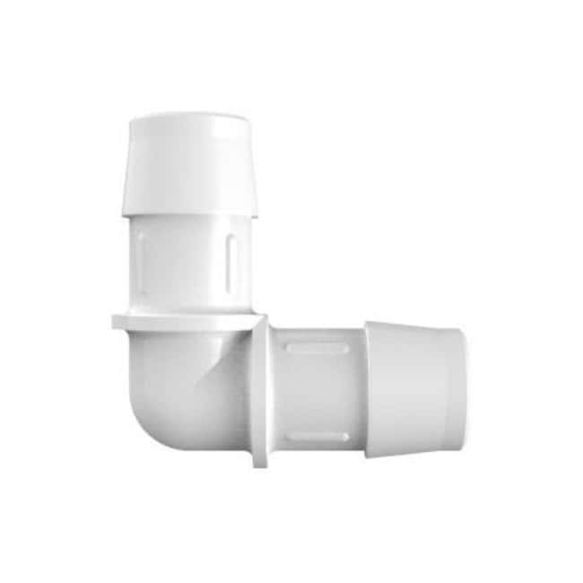 Fisherbrand Elbow with 3/4 in. ID - Polypropylene - QC :Pumps and Tubing