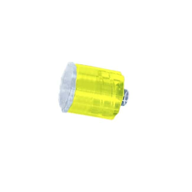 Fisherbrand Stationary plug - Polypropylene - QC yellow:Pumps and Tubing