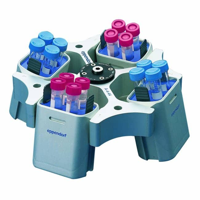 Eppendorf 5804/5810 Series Four-Place Swinging Bucket Tube Adapters :Centrifuges