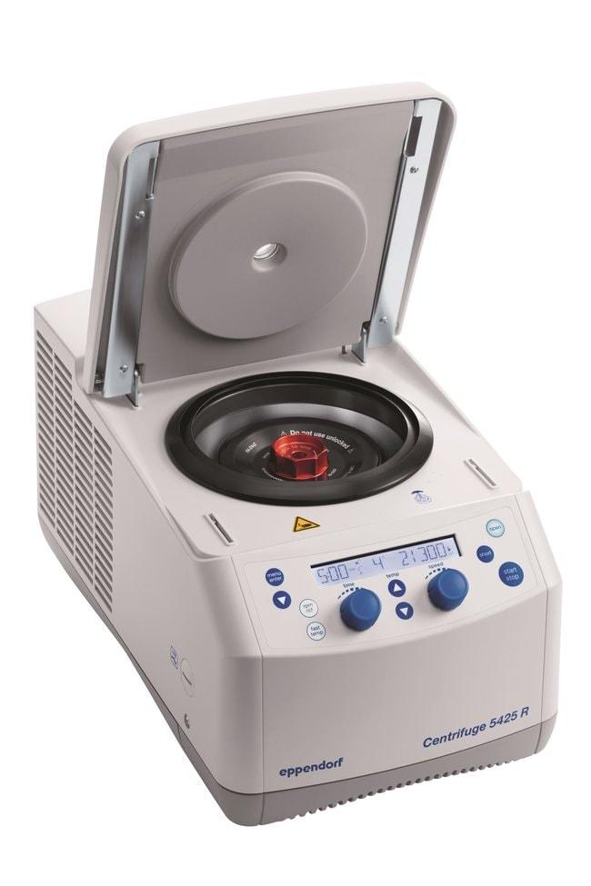 Eppendorf™Refrigerated Centrifuge 5425R Mandos giratorios; microcentrífugas (productos IVD); 230V (UE); Sí Eppendorf™Refrigerated Centrifuge 5425R