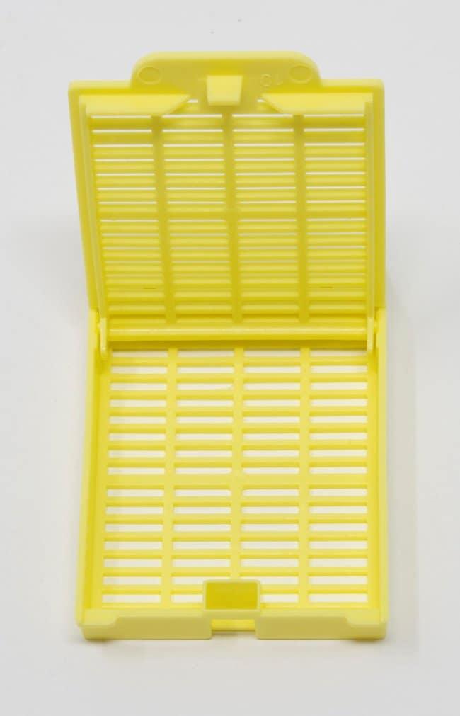 Epredia™Cassette II Slotted Tissue Cassettes in Tube Packs Gelb Epredia™Cassette II Slotted Tissue Cassettes in Tube Packs