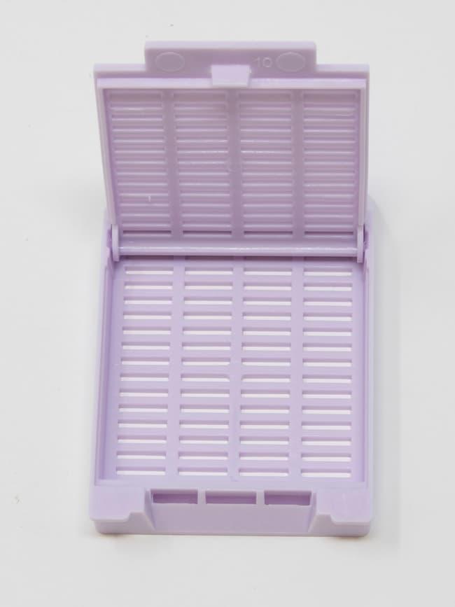Epredia™Thinline Slotted Cassettes in Tube Packs Lavendel Epredia™Thinline Slotted Cassettes in Tube Packs