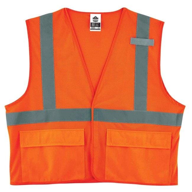 Ergodyne™GloWear™ 8220HL Type R Class 2 Standard Mesh Vest
