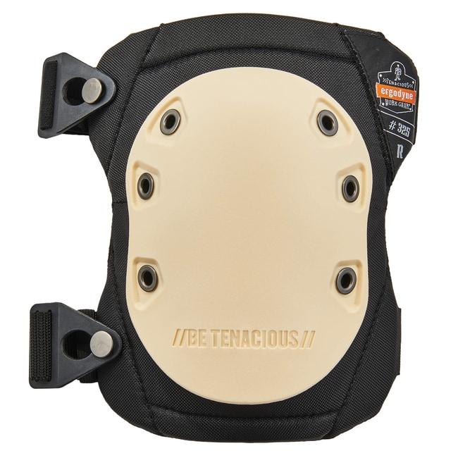 Ergodyne ProFlex 325 Non-Marring Rubber Cap Knee Pads Non-Marring Knee