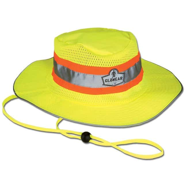 Ergodyne GloWear 8935 Hi-Vis Ranger Hat:Gloves, Glasses and Safety:Lab