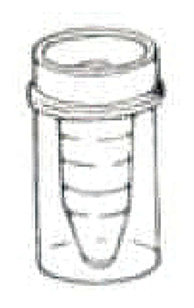 Caplugs (Evergreen Scientific)Technicon Conical Bottom Sample Cups Capacity:
