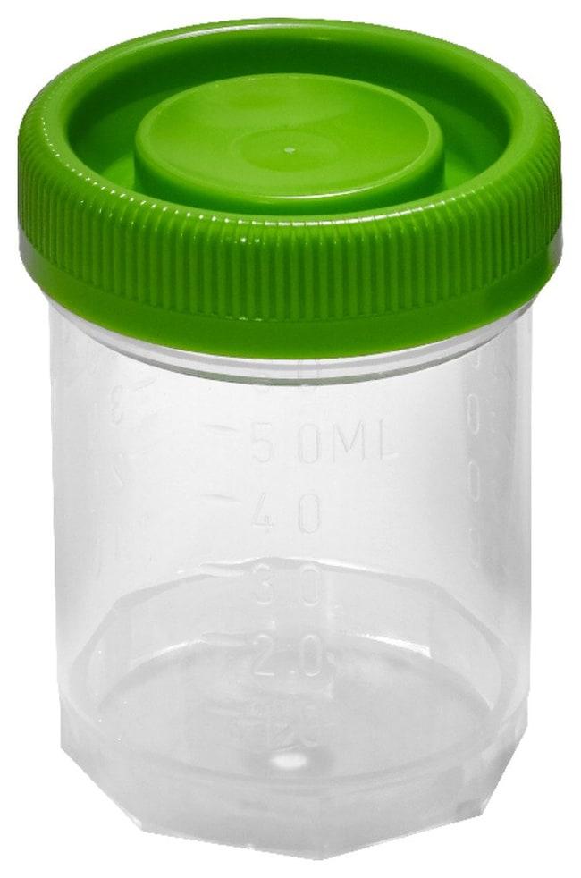 Caplugs (Evergreen Scientific)Empty Histoware Vials 60mL; Not prefilled;