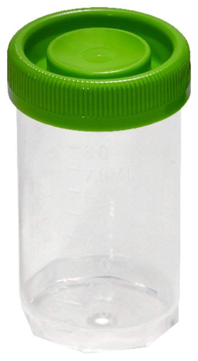 Caplugs (Evergreen Scientific) Empty Histoware Vials 90mL; Not prefilled;