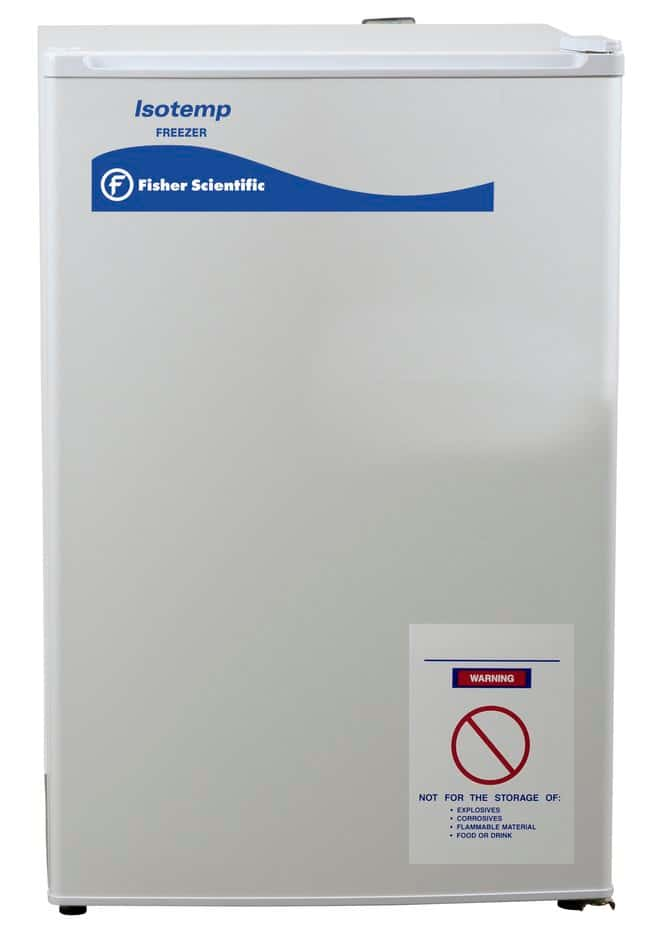 Fisherbrand Isotemp Value Lab Freezer  Capacity: 5.0 cu. ft.; 115V, 60Hz:Refrigerators,