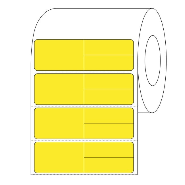 FisherbrandMeditech - Multi Set label 1 in.:Facility Safety and Maintenance:Labels