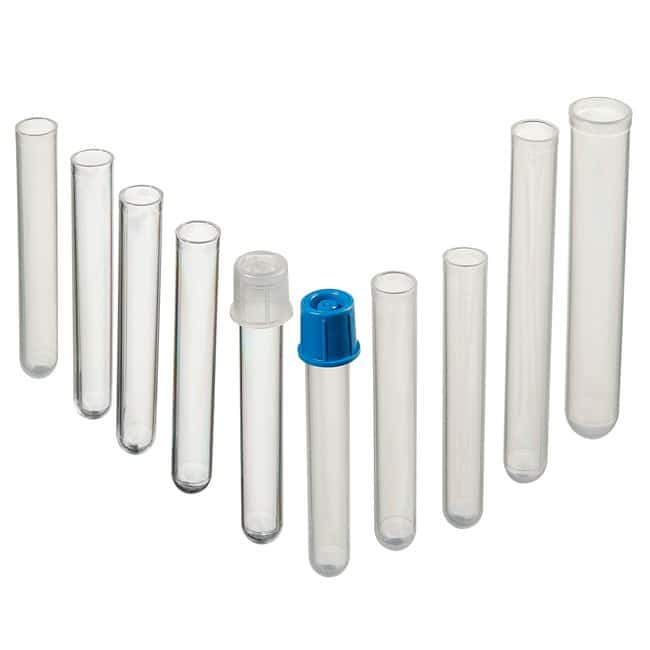 Fisherbrand Nonsterile Plastic Culture Tubes:Healthcare:ClinicDx Products