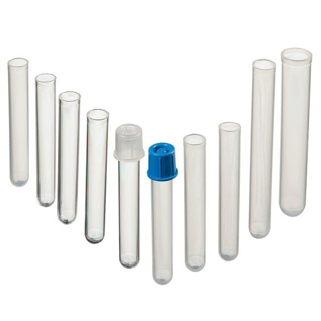 Fisherbrand™Nonsterile Plastic Culture Tubes
