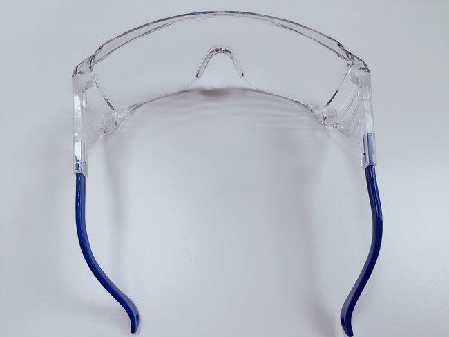 FisherbrandVisitorspec Safety Glasses, Coated, Antifog Coated lens:Personal
