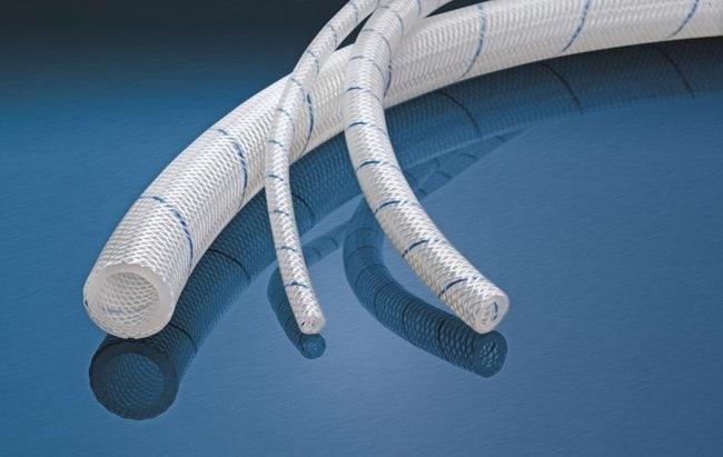 HelixMark™Braided Reinforced Silicone Tubing 12.70 mm HelixMark™Braided Reinforced Silicone Tubing