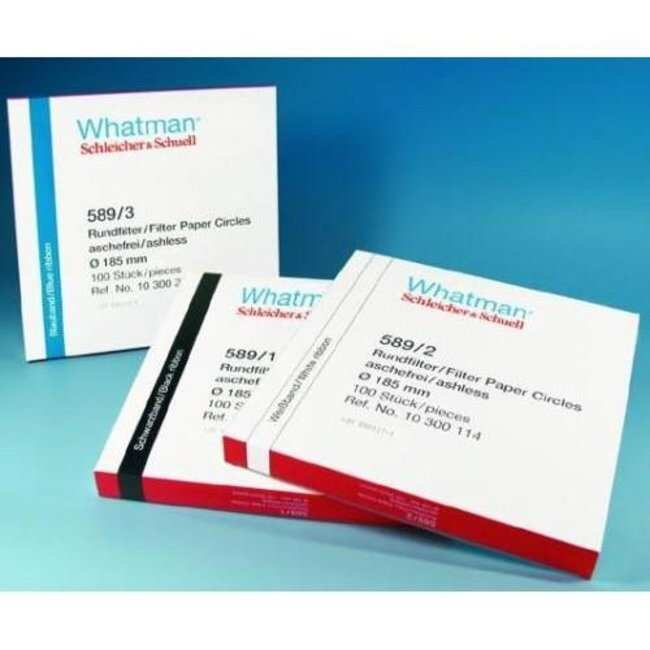 GE HealthcareWhatman™ Grade 589/2 Quantitative Filter Paper
