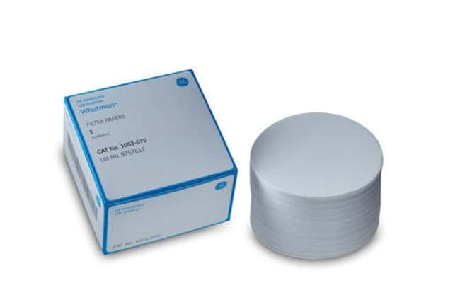 GE Healthcare Whatman 3 Chr Chromatography Paper 0.36mm Thick; Flowrate