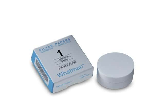 Cytiva (Formerly GE Healthcare Life Sciences) Whatman™ Grade 1 Qualitative Filter Papers