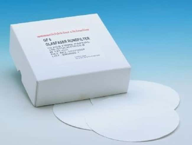 CytivaWhatman™ Glass Microfiber Filter Paper Grade 10 Grade GF10: Roll; 50mm x 100 m CytivaWhatman™ Glass Microfiber Filter Paper Grade 10